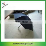 Good Sales Straight Umbrella with Cooling Fan