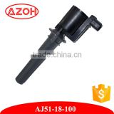 For Mazda MPV LW AJ51-18-100 AJ03-18-100 1L8Z-12029-AA 1L8U-12A366-AA 9L8E-12A366-AA 18LZ-12029-AA Ignition Coil Car Engine