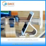High Quality 2 in 1 wood stand for apple watch for ipad,for apple watch holder