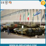 inflatable military tank/inflatable military decoy/military T96 inflatable dummy                                                                         Quality Choice