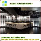 Manufacturer for LED bar furniture,luxury LED bar table,fantastic bar counter antique counter bar