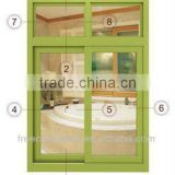 aluminum section/ aluminium window and door profile/extrusions                                                                         Quality Choice
