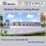Pre-made prefab container house apartments with low cost