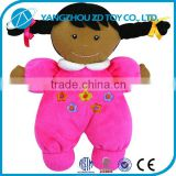 new style fashion fat baby dolls with long hair