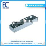 Stainless steel one cylinder hot sale floor spring/German style hydraulic floor hinge(DL-75)