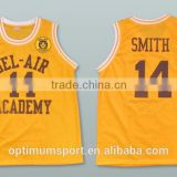 Custom academy team youth basketball jersey                                                                         Quality Choice
