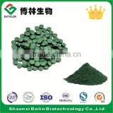 Low Price of Organic High Protein Tablets Spirulina Slimming Tablet