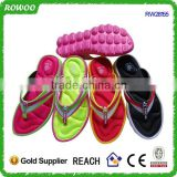 health care slippers, comfort Men Thick Memory Foam Slippers