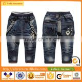 Fashion Wholesale New Pattern Jeans Children Jeans Pants For Kid