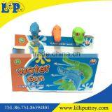 3 styles assorted cartoon animal water gun toy
