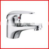 Bathroom sanitary ware single handle classic mixer faucet economical hand wash water tap T8331