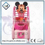 Indoor Basketball Arcade Mickey Basketball Game Machine