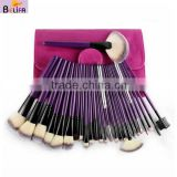 Travelling 25 pcs Professional Soft Hair make up tools kit Cosmetic Beauty Makeup Brushes Set