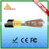 Outdoor Duct Optical Fiber cable GYFTY 24 core 48 core SM G652D