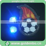 2014 Brazil World Football T-shirt light flashing accessories