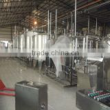 Fully automatic complete industrial flavored yogurt processing line with cup package                                                                         Quality Choice