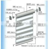 Haoyan zebra roller blinds system supplier in China                                                                         Quality Choice