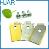 special packing blade for lawn cutting motor                                                                         Quality Choice