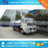 Best price 5 Ton Dongfeng Chassis watering spray truck