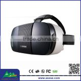 "Enjoy 3D World Fair Price Baofeng Mojing III Plus Virtual Reality 3D glasses a black helmet VR goggles for 4.7""-6""Smartphones"