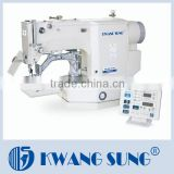 KS-8430D Electronic Direct Drive Lockstitch Bar Tacking Button Sewing Machine