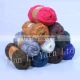 Wool and Acrylic Fancy Yarn For Hand Knitting baby yarn