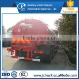 Manual Transmission Type and LHD Steering Position 6*4 foam and powder Tank truck supplier