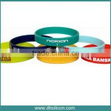 Permanent using silicone bracelet bangles