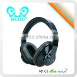 Hot New Product For 2015 Digital Wireless Noise Cancelling Headset Bluetooth Headphone FM Radio MP3 Player