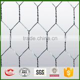 alibaba china supplier hexagonal chicken wire/BWG24 1/2''PVC coated hexagonal wire