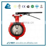 6 inch butterfly valve