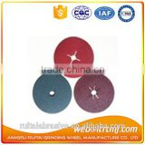 Fiber sanding Discs with Angle Grinder, for stone, marble, wood, metal