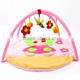 padded baby play floor mat , children play mat , baby cushioned play mat