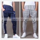 Outdoors Cargo Loose Trousers Men Sweat Harem Sport Joggers Pants Hip Hop Slim Fit Sweatpants for Dance Sports Pants