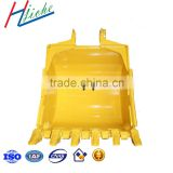Heavy duty digger bucket for all size excavator