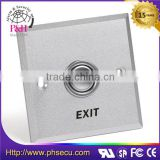 access control emergency door release panic push button