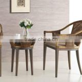 Arm Chai, Round Table , Rattan chair, Rattan occasional table, Rattan skin chair, Rattan Skin Table