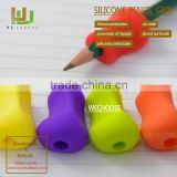Highly Appreciated silicone pencil grip for left handers good pencil grip students handwriting helper