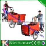 Family use street vendor mini pickup truck reverse trike for sale and triporteur electric