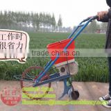Factory sales 1 row manual hand push corn planter