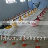 High quality plastic pvc slat chicken floor