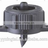irrigation adjustable dripper/ irrigation adjustable drip emitter