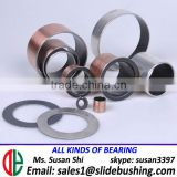 metal hardness tester hydraulic bushing du bearing 7306d copper coating or tin plating teflon bush