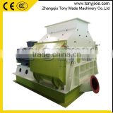 Low energy waste high capacity coconut shell shredder