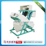 LED light CCD rice color sorter machine for VN rice, myanmar rice which from Hongshi company