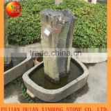 decoration garden water fountain with rockery