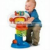 2015icti verified company kids basketball stand games toys happy kids basketball hoop for children