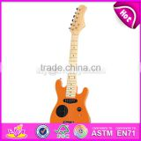 Wholesale cheap classical wooden kids acoustic guitar W07H014-S