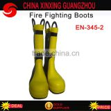 fireman boot Fire protection boot fireproof boot