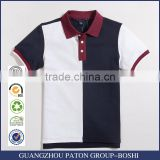school students' short sleeve T-shirts wear summer colored children's polo shirts and sweat shirts custom